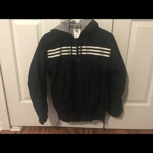 Adidas light weight jacket